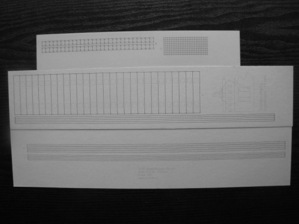 nr kat. T04: Narrow-gauge track (track gauge of 80 cm) in 1:25 scale