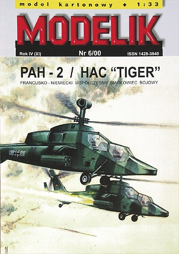 cat. no. 0006: PAH-2/HAC TIGER