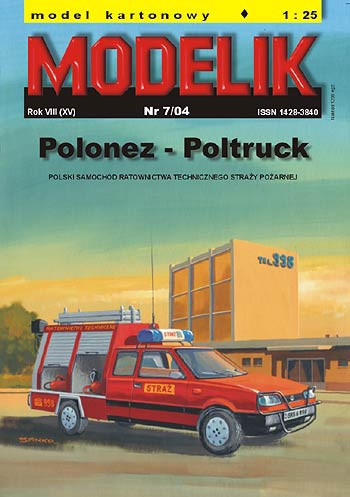 cat. no. 0407: POLONEZ - POLTRUCK