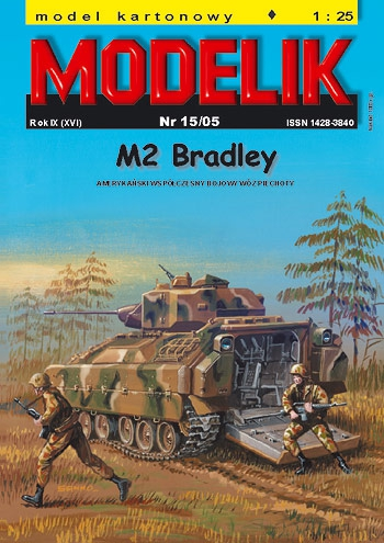 cat. no. 0515: M2 BRADLEY