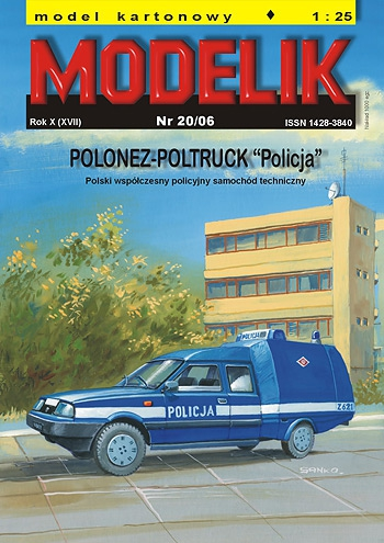 cat. no. 0620: POLONEZ-POLTRUCK