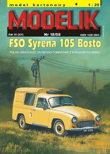 cat. no. 0818: FSM Syrena BOSTO