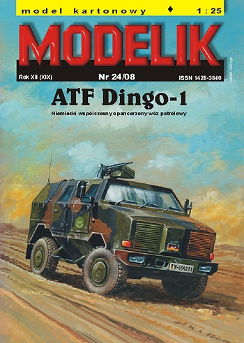 cat. no. 0824: ATF Dingo-1