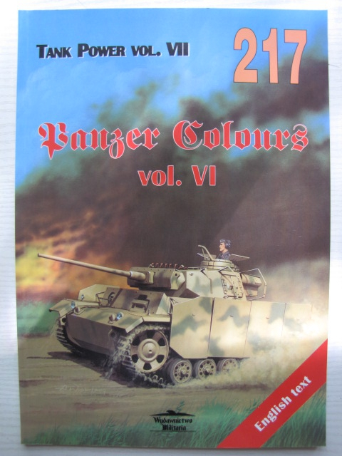 PANZER COLOURS vol. VI