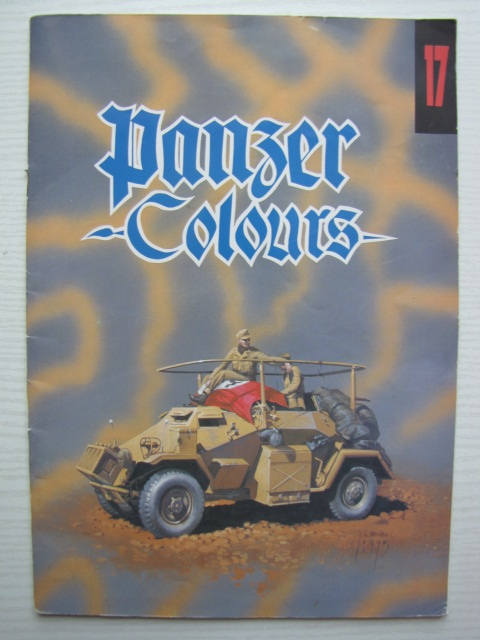 PANZER COLOURS