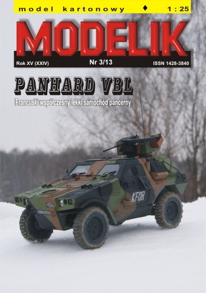 cat. no. 1303: PANHARD VBL