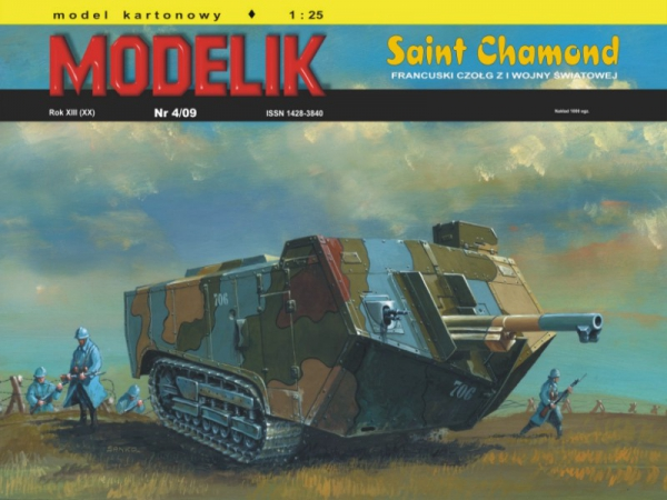 cat. no. 0904: SAINT CHAMOND